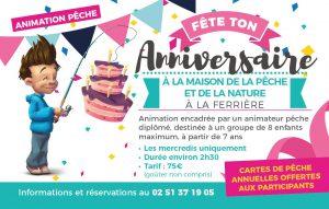 Fêtes ton anniversaire à la Maison de la Pêche et de la Nature de Vendée